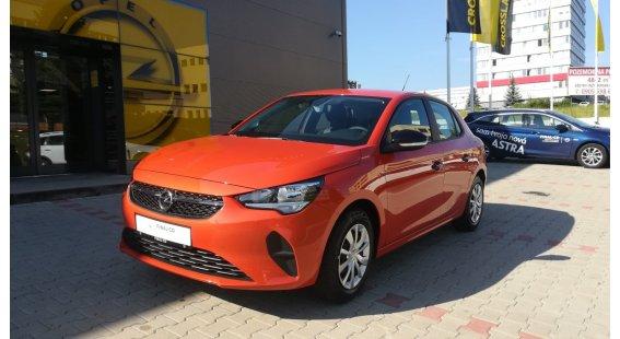 Opel Corsa NEW 1,2 Corsa MT5