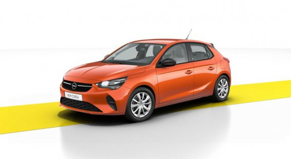 Opel Corsa NEW 1,2 Edition AT8 S/S
