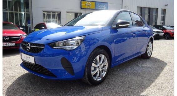Opel Corsa NEW 1,2 Edition MT5 Start/Stop