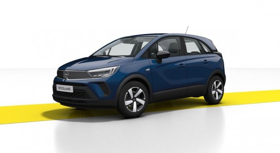 Opel Crossland NEW 1,5 Smile AT6 S/S