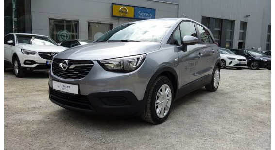 Opel Crossland X 1,2 Smile MT5