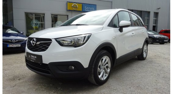 Opel Crossland X 1,2 Smile MT5 S/S