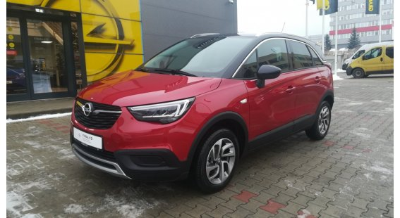 Opel Crossland X 1,2 Turbo Innovation AT6