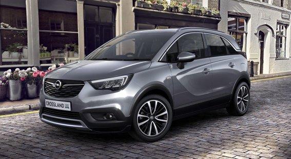 Opel Crossland X 1,2 Turbo Smile AT6