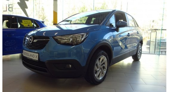 Opel Crossland X 1,2 Turbo Smile AT6