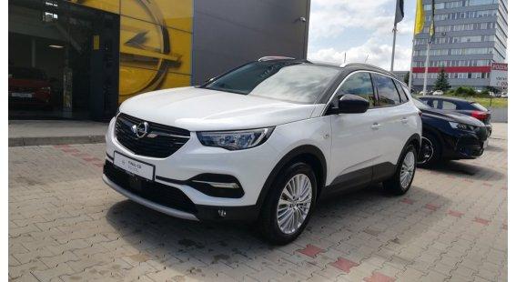 Opel Grandland X 1,2 Turbo Design Line MT6 Start/Stop