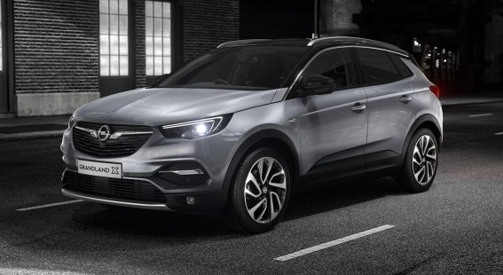 Opel Grandland X 1.6 TURBO Elegance AT8 Start/Stop