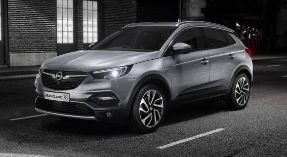 Opel Grandland X 1,5 Elegance AT8 Start/Stop