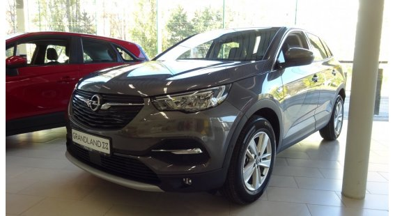 Opel Grandland X 1,2 Turbo Innovation AT8 Start/Stop