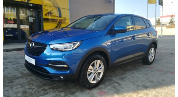 Opel Grandland X 1,5 Edition AT8 S/S