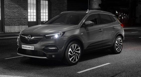 Opel Grandland X 1,2 Turbo Innovation MT6