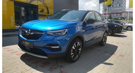 Opel Grandland X 1,6 Innovation AT8 Start/Stop