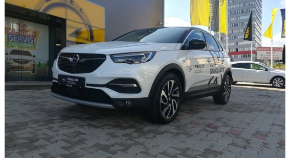 Opel Grandland X 2,0 Turbo Ultimate AT8 Start/Stop