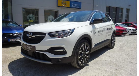 Opel Grandland X Hybrid 1,6 Innovation AT8 4x4