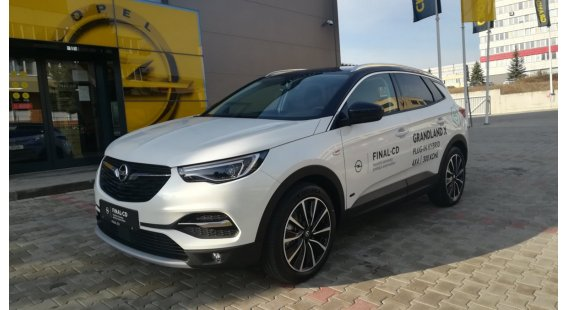 Opel Grandland X Hybrid 1,6 Ultimate AT8 4x4