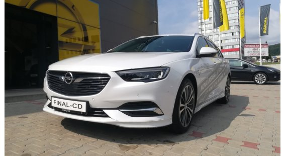 Opel Insignia ST 2,0 Turbo Innovation AT8 4x4