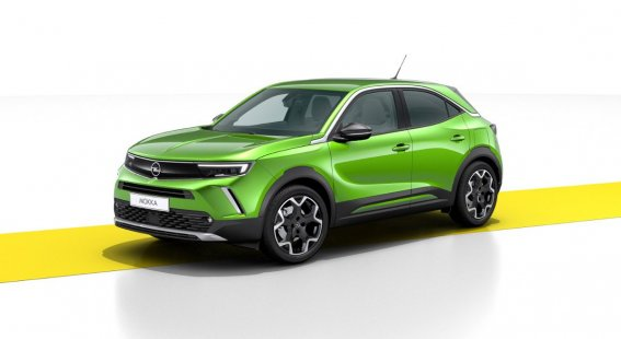 Opel Mokka NEW 1,2 Turbo Elegance MT6 Start/Stop