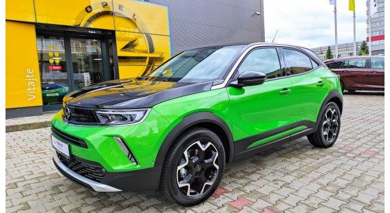 Opel Mokka-e NEW Elektrický Ultimate AT