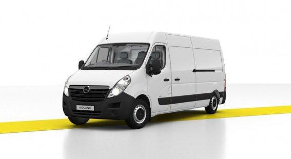 Opel Movano NEW 2.3 CDTI Van L2H2 MT6