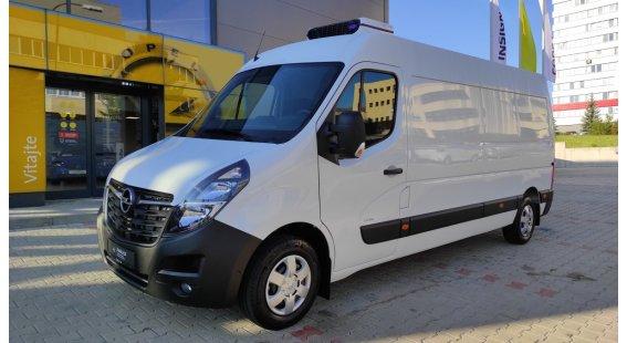 Opel Movano NEW 2.3 CDTI Van L3H2 MT6 Chladiarina