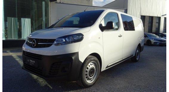 Opel Vivaro NEW 2,0 CDTi Crew Van L2H1 FlexSpace MT6 S/S