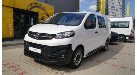 Opel Vivaro NEW 2,0 Crew Van L2H1 Enjoy MT6