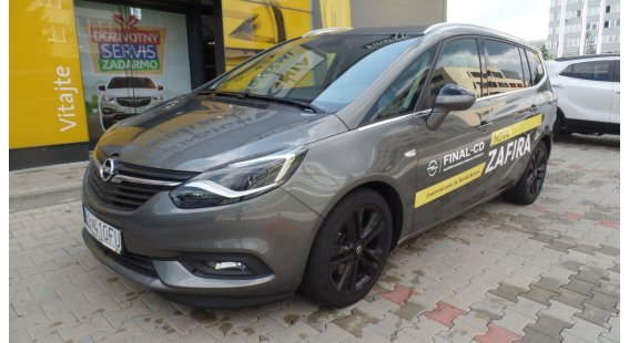 Opel Zafira 2,0 CDTi INNOVATION AT6