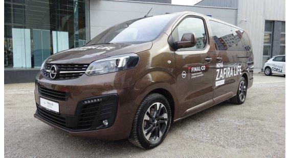 Opel Zafira Life NEW 2,0 CDTi Business Elegance L2H1 AT8