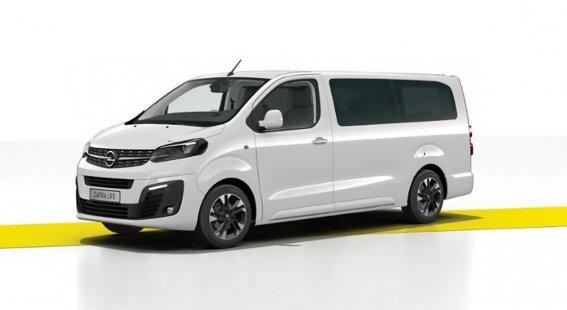 Opel Zafira Life NEW 2,0 CDTi Edition L1H1 MT6 Start/Stop