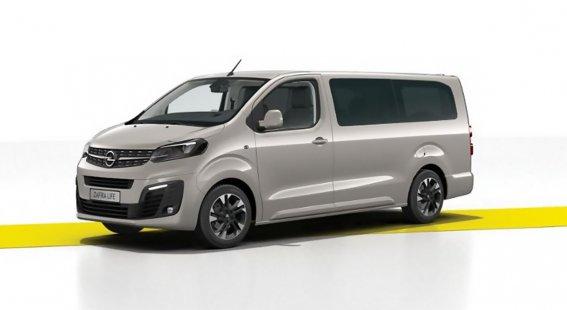 Opel Zafira Life NEW 2,0 CDTi Elegance L2H1 AT8 Start/Stop