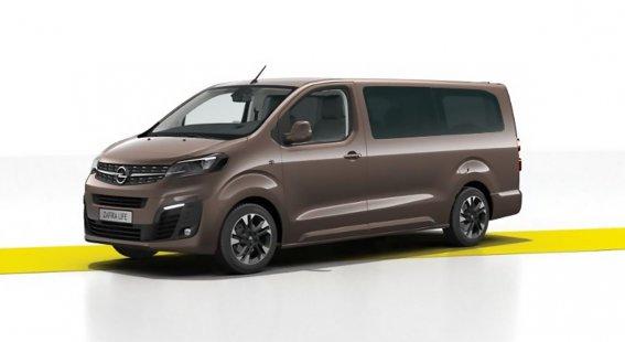Opel Zafira Life NEW 2,0 CDTi Elegance L1H1 AT8 Start/Stop