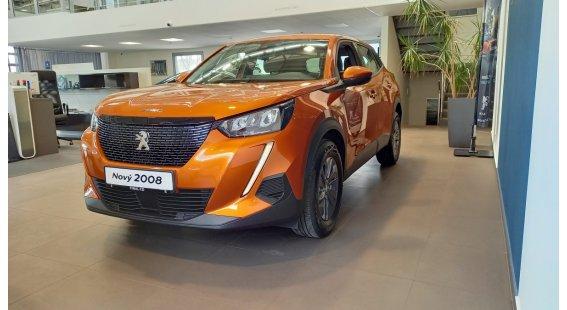 Peugeot 2008 NEW 1.2 PureTech ACTIVE PACK 100k BVM6