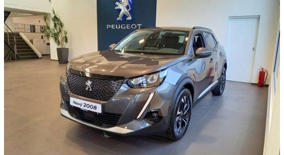 Peugeot 2008 NEW 1.2 PureTech ALLURE PACK 130k  BVM6