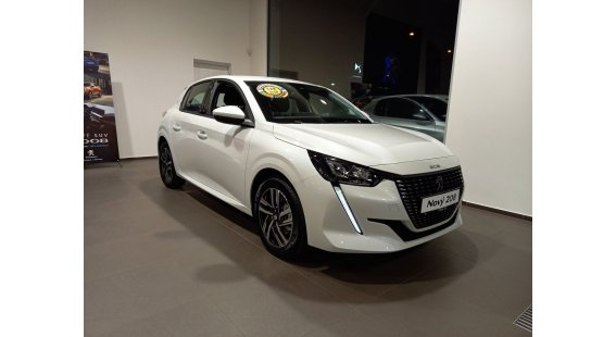 Peugeot 208 NEW 1.2 PureTech ALLURE 100k EAT8