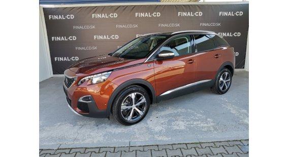Peugeot 3008 1,5 BlueHDi 130k Crossway EAT8
