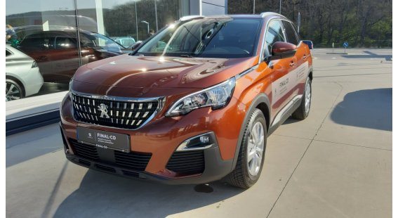 Peugeot 3008 1,5 BlueHDi Active 130k EAT8