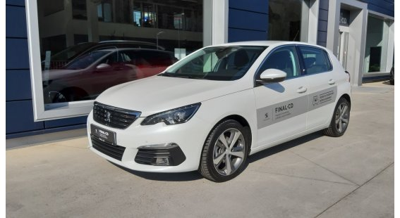 Peugeot 308 1,5 BlueHDi Allure 130k EAT8
