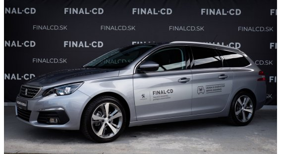 Peugeot 308 SW 1,5 BlueHDi Allure 130k EAT8