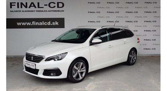 Peugeot 308 SW 1,5 BlueHDi Allure 130k VIP Premium (EURO 6.2)