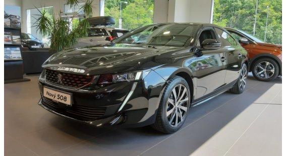 Peugeot 508 1.6 PureTech NEW GT  LINE  180k EAT8