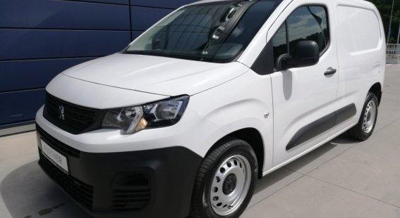 Peugeot Partner Furgon 1,6 BlueHDi PRO L1 1000kg