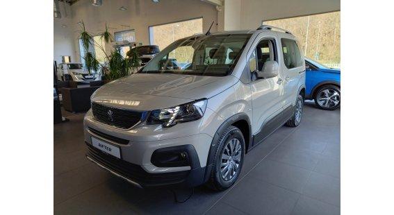 Peugeot Rifter 1,5 BlueHDi ALLURE  130k BVM6