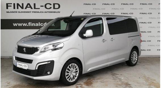 Peugeot Traveller 2,0 BlueHDi Active L2