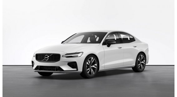 Volvo S60 B4 (P) R-Design AT8 FWD