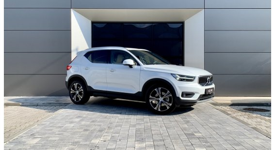 Volvo XC40 B4 (P) INSCRIPTION AT8 AWD