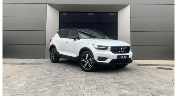 Volvo XC40 B4 (P) R-DESIGN AT8 AWD
